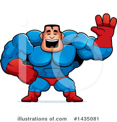 Super Hero Clipart #1435081 by Cory Thoman