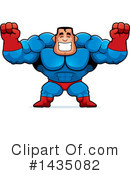 Super Hero Clipart #1435082 by Cory Thoman