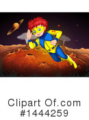 Super Hero Clipart #1444259 by Graphics RF