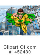 Super Hero Clipart #1452430 by AtStockIllustration