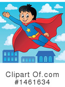 Super Hero Clipart #1461634 by visekart