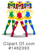 Super Hero Clipart #1462393 by Graphics RF
