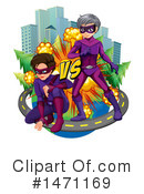 Super Hero Clipart #1471169 by Graphics RF