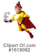 Super Hero Clipart #1619082 by Julos