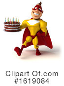 Super Hero Clipart #1619084 by Julos