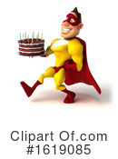 Super Hero Clipart #1619085 by Julos