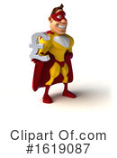 Super Hero Clipart #1619087 by Julos