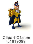 Super Hero Clipart #1619089 by Julos
