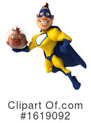 Super Hero Clipart #1619092 by Julos