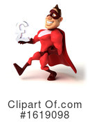 Super Hero Clipart #1619098 by Julos