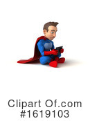 Super Hero Clipart #1619103 by Julos