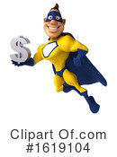 Super Hero Clipart #1619104 by Julos