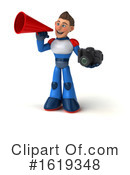 Super Hero Clipart #1619348 by Julos