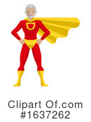 Super Hero Clipart #1637262 by AtStockIllustration