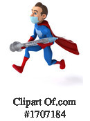 Super Hero Clipart #1707184 by Julos