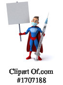 Super Hero Clipart #1707188 by Julos