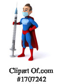Super Hero Clipart #1707242 by Julos