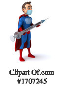 Super Hero Clipart #1707245 by Julos
