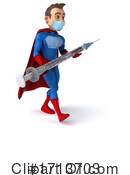 Super Hero Clipart #1713703 by Julos
