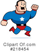 Super Hero Clipart #218454 by Cory Thoman
