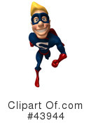 Super Hero Clipart #43944 by Julos