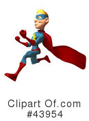 Super Hero Clipart #43954 by Julos