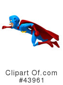 Super Hero Clipart #43961 by Julos