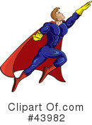 Super Hero Clipart #43982 by Paulo Resende