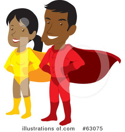 Couple Clipart #63075 by Rosie Piter