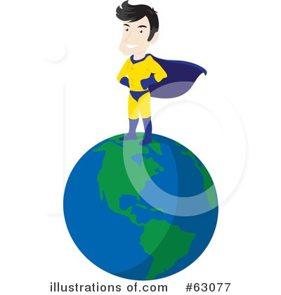 Earth Clipart #63077 by Rosie Piter