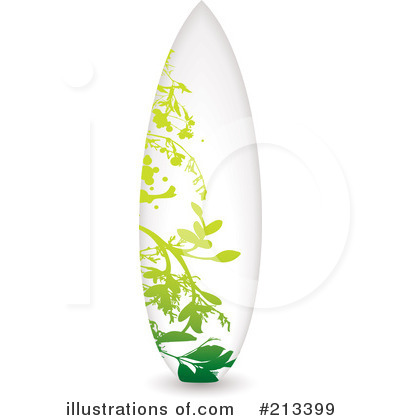 Surfboard Clipart #213399 by michaeltravers