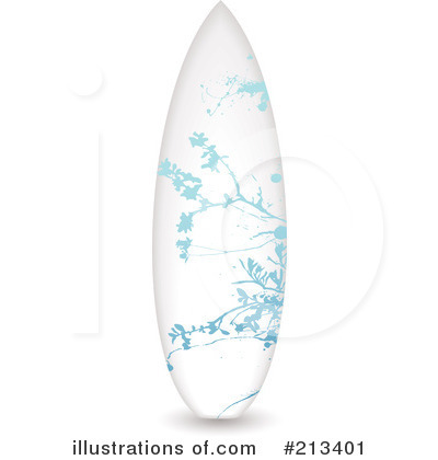 Surfboard Clipart #213401 by michaeltravers