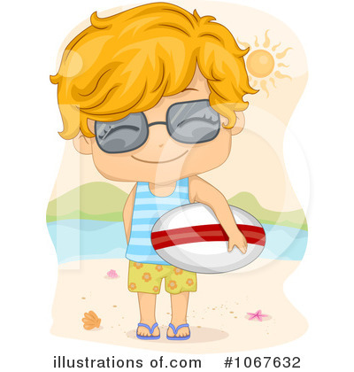 Surfer Clipart #1067632 by BNP Design Studio