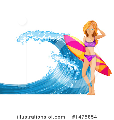 Swimsuit Clipart #1475854 by Graphics RF