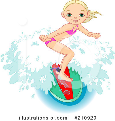 Summer Clipart #210929 by Pushkin