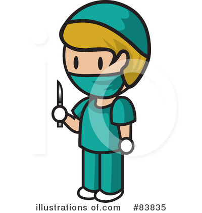 Surgeon Clipart #83835 by Rosie Piter