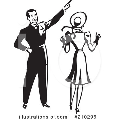 Couple Clipart #210296 by BestVector
