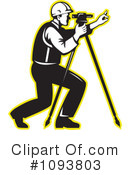 Surveyor Clipart #1093803