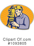 Surveyor Clipart #1093805