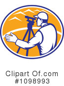 Surveyor Clipart #1098993