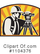 Surveyor Clipart #1104376
