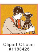 Surveyor Clipart #1188426