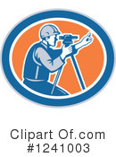Surveyor Clipart #1241003