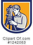 Surveyor Clipart #1242063
