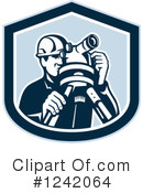 Surveyor Clipart #1242064