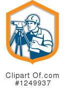Surveyor Clipart #1249937