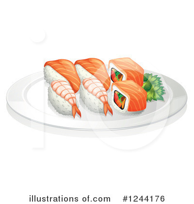 Food Clipart #1244176 by Graphics RF