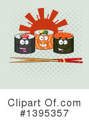 Sushi Clipart #1395357