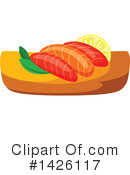 Sushi Clipart #1426117