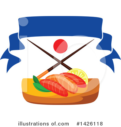 Japanese Food Clipart #1426118 by Vector Tradition SM